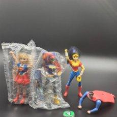 Figuras y Muñecos DC: SUPERHÉROES MCDONALDS. Lote 244792350