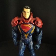 Figurines et Jouets DC: SUPERMAN - LA LIGA DE LA JUSTICIA THE MOVIE, JUSTICE LEAGUE - 2016 MATTEL- 16CM.. Lote 252531110