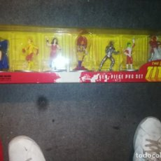 Figuras y Muñecos DC: THE NEW TEEN TITANS 7-PIECE PVC SET 2000 DC DIRECT. Lote 254714130