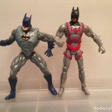 Figuras y Muñecos DC: LOTE 2 FIGURAS BATMAN DC COMICS. Lote 256110105