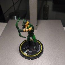 Figuras y Muñecos DC: HEROCLIX DC # 037 GREEN ARROW. Lote 260754695