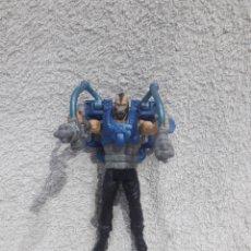 Figuras y Muñecos DC: BATMAN THE DARK KNIGHT RISES FINAL ASSAULT BANE MATTEL. Lote 261298945
