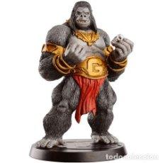 Figuras y Muñecos DC: FIGURA DE PLOMO EAGLEMOS ESPECIAL GORILLA GRODD - PERFECTO ESTADO - RARA. Lote 261624325