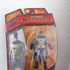 Figuras y Muñecos DC: BATMAN ARKHAM ORIGINS DC COMICS MULTIVERSE MATTEL. Lote 262120145