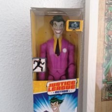 Figuras y Muñecos DC: THE JOKER JUSTICE LEAGUE ACTION DC MATTEL. Lote 262127850