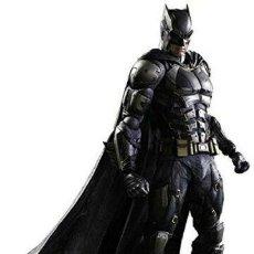 Figuras y Muñecos DC: PLAY ARTS KAI LIGA DE LA JUSTICIA BATMAN TACTICAL SUIT VERSION (EQUIPAMIENTO TACTICO) DC SQUARE ENIX. Lote 262252620