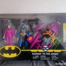 Figuras y Muñecos DC: BATMAN MISSIONS DC MATTEL THE JOKER. Lote 265705884