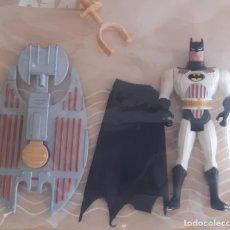 Figuras y Muñecos DC: BATMAN BLANCO CON ACCESORIOS MARCA KENNER 1993. Lote 267130479