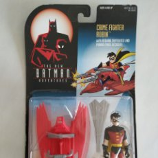 Figuras y Muñecos DC: THE NEW BATMAN ADVENTURES ROBIN BLISTER SIN ABRIR KENNER. Lote 268952474