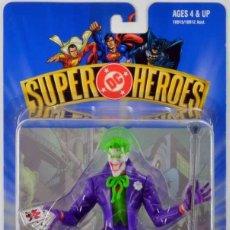 Figuras y Muñecos DC: FIGURA THE JOKER DC MARVEL SUPERHEROES CON EMBALAJE ORIGINAL. Lote 269175843