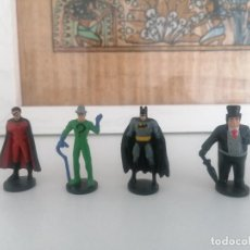 Figuras y Muñecos DC: MINI FIGURAS DC COMICS BATMAN. Lote 269360338