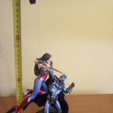 Figuras y Muñecos DC: FIGURA INJUSTICE BATMAN Y WONDER WOMAN. EDICIÓN LIMITADA.. Lote 284568308