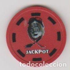 Figurines et Jouets DC: FICHA Y PUBLICIDAD JACKPOT EL ESCUADRÓN SUICIDA ORÍGENES SECRETOS DC COMICS. Lote 286378723