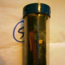 Figuras y Muñecos DC: TUBO REVERSIBLE CON BATMAN Y ENEMIGO. Lote 287167133
