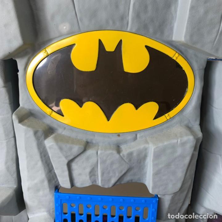 Figuras y Muñecos DC: GRAN BATICUEVA - BATMAN + FIGURAS DE BATMAN - FISHER PRICE - 2007 - MATTEL - MAGINEST W8574 - Foto 7 - 287678908