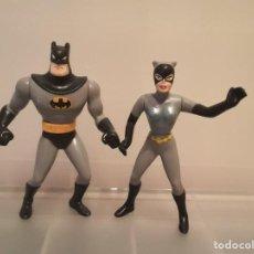 Figuras y Muñecos DC: LOTE 2 FIGURAS BATMAN KENNER 1993.. Lote 287750163