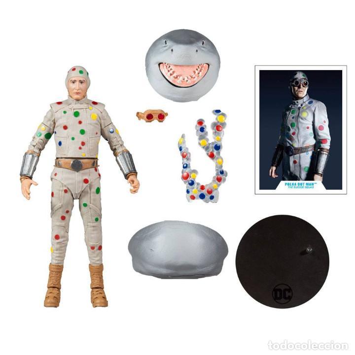Figuras y Muñecos DC: Figura Build A Polka Dot Man 18 cm - Suicide Squad - McFarlane - Foto 2 - 287753663