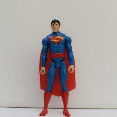 Figuras y Muñecos DC: FIGURA SUPERMAN - DC COMICS - MATTEL - DE 29CM DE ALTO. Lote 288134173
