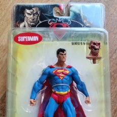 Figuras y Muñecos DC: SUPERMAN FIGURA SERIE ENEMIES AMONG US. Lote 294557463
