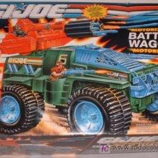 Figuras y Muñecos Gi Joe: GI JOE: GIJOE BATTLE WAGON EN CAJA, . Lote 22801063