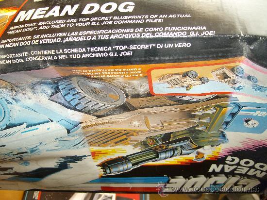 Figuras y Muñecos Gi Joe: VEHÍCULO MEAN DOG DE GIJOE . HASBRO - Foto 2 - 27387608