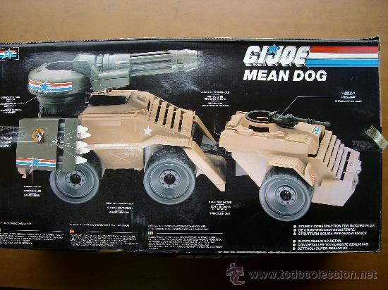 Figuras y Muñecos Gi Joe: VEHÍCULO MEAN DOG DE GIJOE . HASBRO - Foto 3 - 27387608