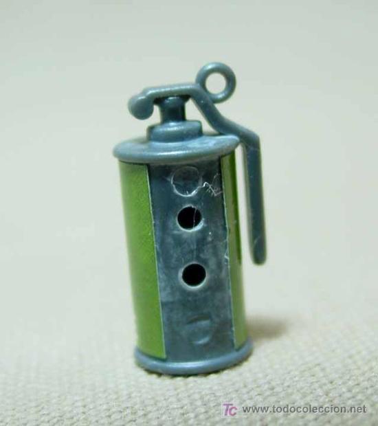 Figuras y Muñecos Gi Joe: COMPLEMENTO GIJOE, ADAPTABLE A ESCALA DE GEYPERMAN, GRANADA - Foto 2 - 19374655