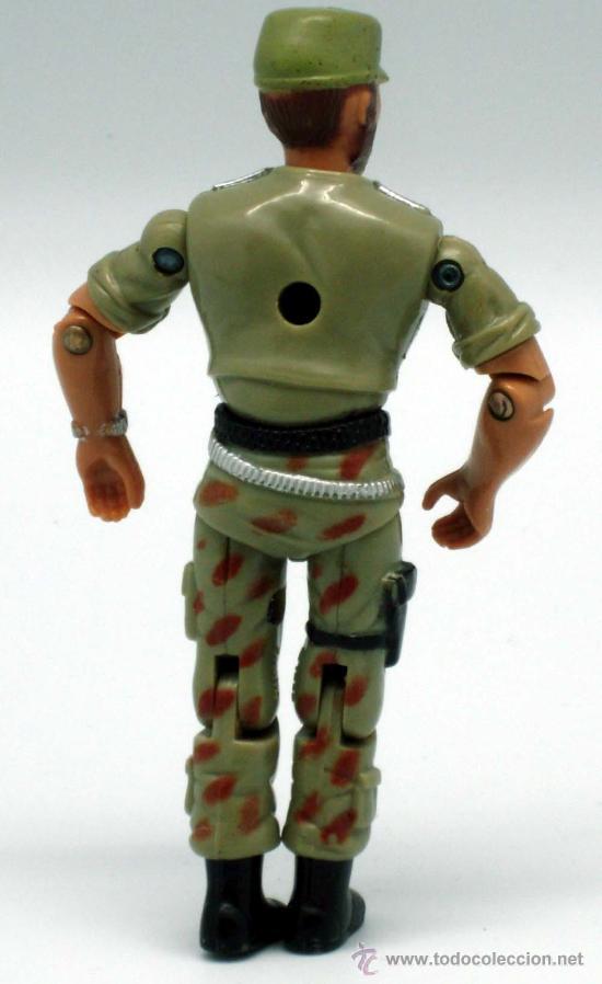 Figuras y Muñecos Gi Joe: Soldado camuflaje Gijoe Gi Joe años 80 - Foto 2 - 57950464