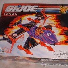 Figuras y Muñecos Gi Joe: NAVE GI JOE, GIJOE FANG II EN CAJA CC. Lote 27504083