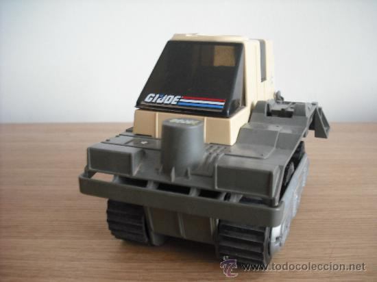 Figuras y Muñecos Gi Joe: Vehiculo Gi Joe Original años 80s - Foto 2 - 25880223