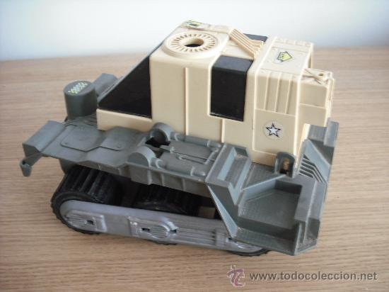 Figuras y Muñecos Gi Joe: Vehiculo Gi Joe Original años 80s - Foto 4 - 25880223