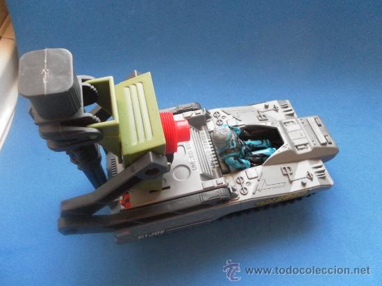 Figuras y Muñecos Gi Joe: Especie de vehículo / tanque. GIJOE. Battele Force 2000. Hasbro Inc. 1988. - Foto 2 - 27835962