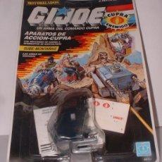 Figuras y Muñecos Gi Joe: GI JOE, GIJOE APARATOS DE ACCION, MOTORIZADOS, SUBE MONTAÑAS, AÑO 1988, EN BLISTER. CC. Lote 67216125