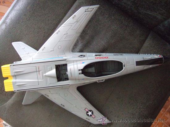 AVION SHARK (Juguetes - Figuras de Acción - GI Joe)