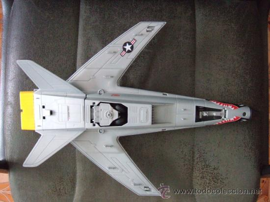 Figuras y Muñecos Gi Joe: avion shark - Foto 2 - 33159757