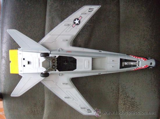 Figuras y Muñecos Gi Joe: avion shark - Foto 3 - 33159757
