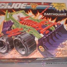 Figuras y Muñecos Gi Joe: NAVE GIJOE EARTHQUAKE, EN CAJA. CC. Lote 34652970