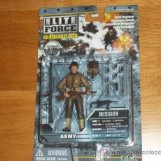 Figuras y Muñecos Gi Joe: ELITE FORCE,ARMY (SOLDADO). Lote 36794572