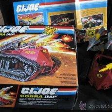 Figuras y Muñecos Gi Joe: COBRA IMP. VEHICULO GIJOE ORIGINAL 1989. Lote 39458874