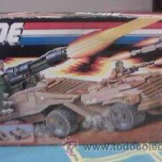 Figuras y Muñecos Gi Joe: GIJOE MEAN DOG, 1989 HASBRO. EN CAJA ORIGINAL. INCLUYO TIGER FORCE 1985 HASBRO. Lote 41610290