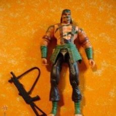 Figuras y Muñecos Gi Joe: FIGURA GI JOE NUNCHUCK V.3 GIJOE 2002 .. Lote 43691386