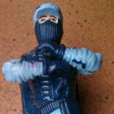 Figuras y Muñecos Gi Joe: FIGURA GIJOE SHOCKWAVE (V1) SWAT SPECIALIST SERIES SEVEN 1988. Lote 45467040