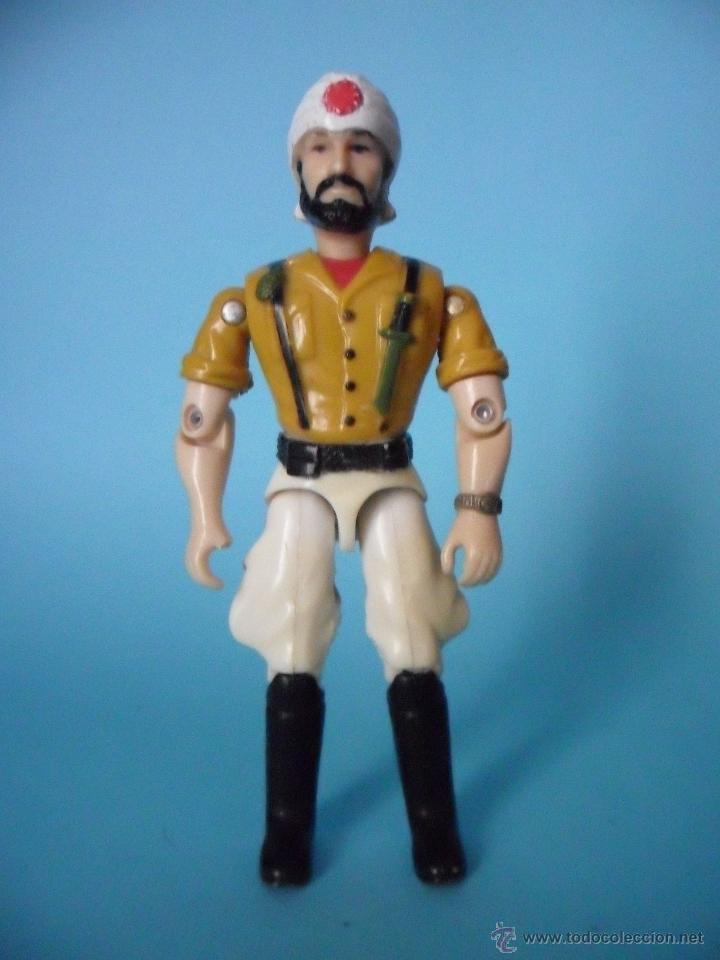 GI JOE THE CORPS! BENGALA LANARD 1986 (Juguetes - Figuras de Acción - GI Joe)
