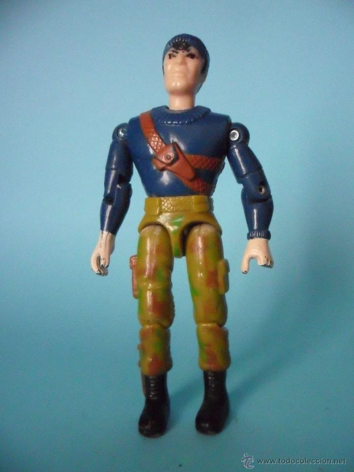 GI JOE THE CORPS! JOHN EAGLE LANARD 1986 (Juguetes - Figuras de Acción - GI Joe)