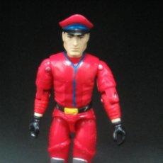 Figuras y Muñecos Gi Joe: MR BISON GI JOE STREET FIGHTER II 1993 HASBRO. Lote 46734056