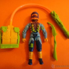 Figuras y Muñecos Gi Joe - FIGURA GI JOE OZONE ECO-WARRIORS 100% COMPLETA 1991 GIJOE . - 46734911