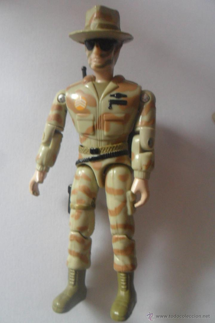 Figuras y Muñecos Gi Joe: GI JOE, LANARD, THE CORPS, JONES - Foto 1 - 48198923