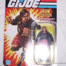 Figuras y Muñecos Gi Joe: ROWDY RODDY PIPER GI JOE GIJOE COBRA CONVENCIÓN 2007 MOC EXCLUSIVA. Lote 49060065