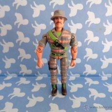 Figuras y Muñecos Gi Joe: MUÑECO FIGURA GI JOE GIJOE LANARD. Lote 49763447