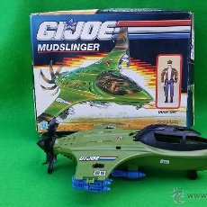 Figuras y Muñecos Gi Joe: GIJOE GI JOE MUDSLINGER. Lote 49913052